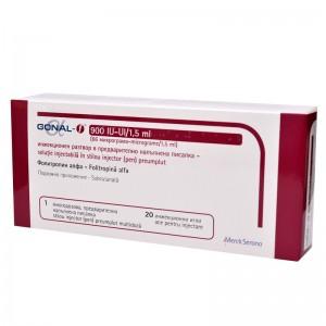 Gonal-f-900-medicament