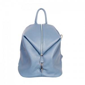 Rucsac dama bleu piele naturala-700x700