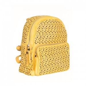 rucsac dama culoare galben-700x700