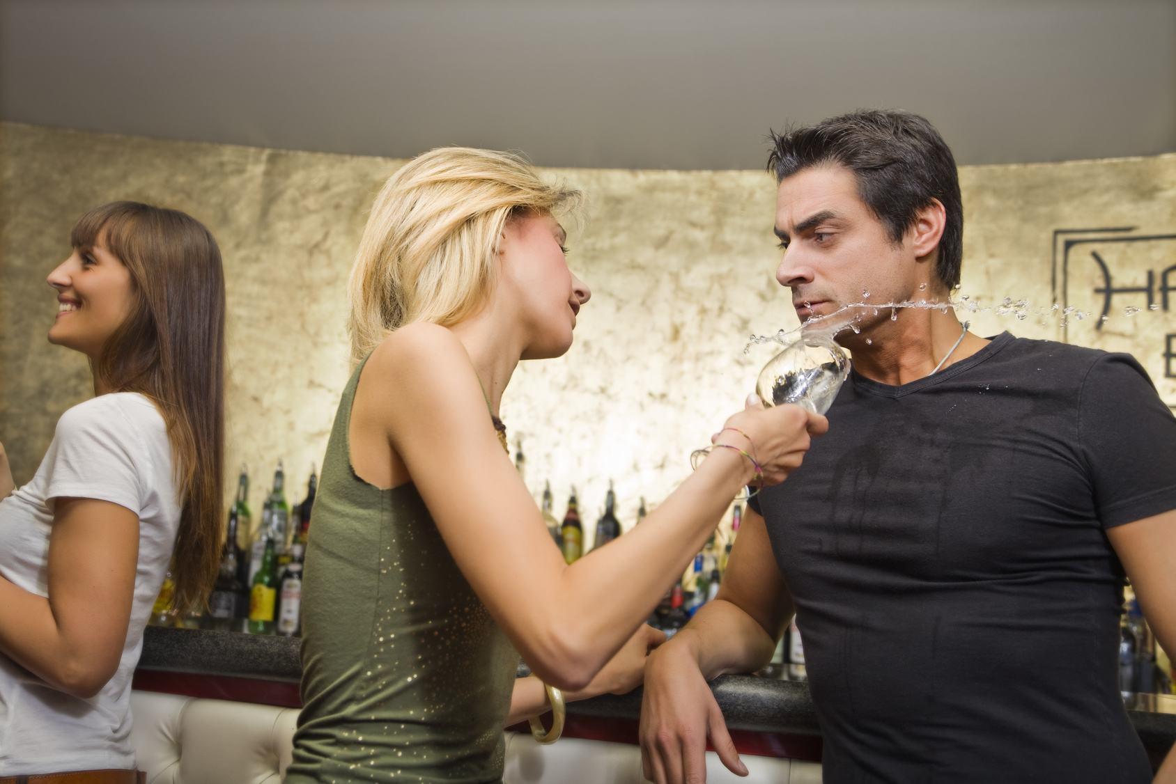 de ce întâlnirea unui bărbat alfa este periculos