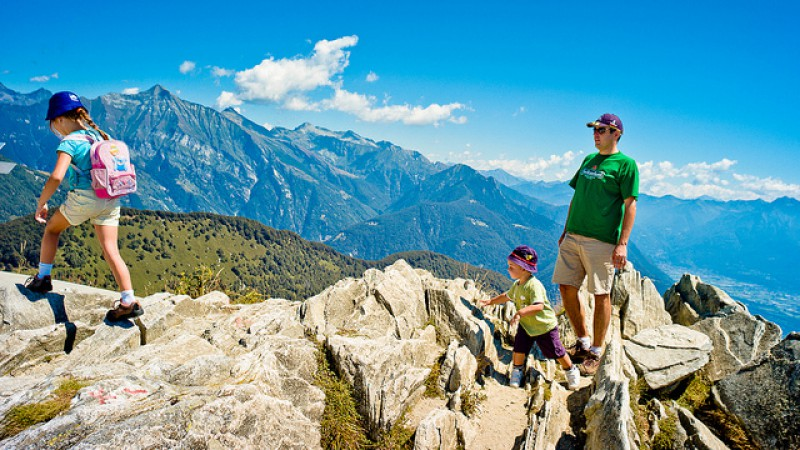 excursie pe munte
